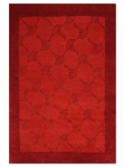 ALLOVER Border Red